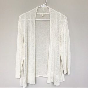 Eileen Fisher Open Cardigan Size XL